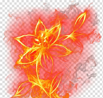 Burning Flowers transparent background PNG clipart png image transparent background