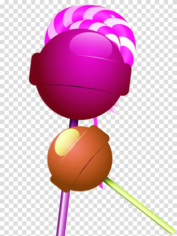 Lollipop Color Painting Hand-colouring of graphs, Lovely hand colored lollipop transparent background PNG clipart png image transparent background