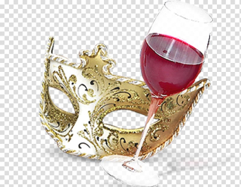 Mask Masquerade ball, Red Wine transparent background PNG clipart png image transparent background