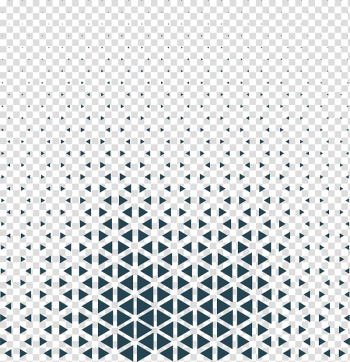 Triangle Black and white Pattern, Blue Technology Triangle, black graphic transparent background PNG clipart png image transparent background