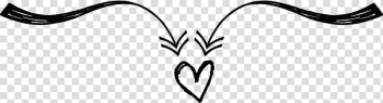 Heart and arrows illustration, Heart , Rustic Arrow transparent background PNG clipart png image transparent background
