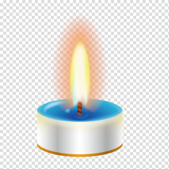Tealight candle illustration, Candle Euclidean Flame, White candle material transparent background PNG clipart png image transparent background