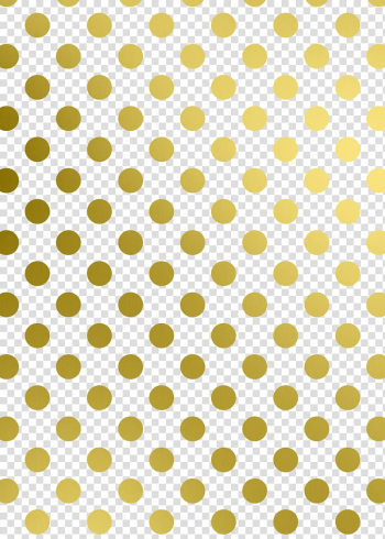 Yellow polka-dots illustration, Paper Wedding Christmas Ring binder Pattern, gold background transparent background PNG clipart png image transparent background