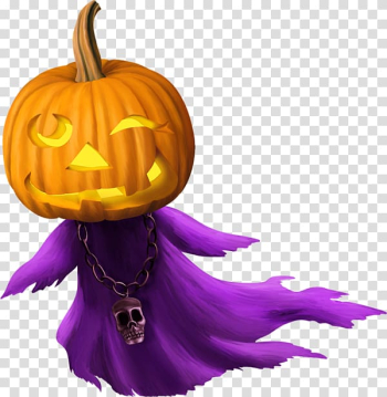 Halloween Jack-o-lantern , Devil pumpkin head transparent background PNG clipart png image transparent background