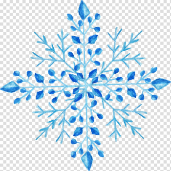Snowflake Watercolor painting, Watercolor Flowers Flowers Flowers transparent background PNG clipart png image transparent background