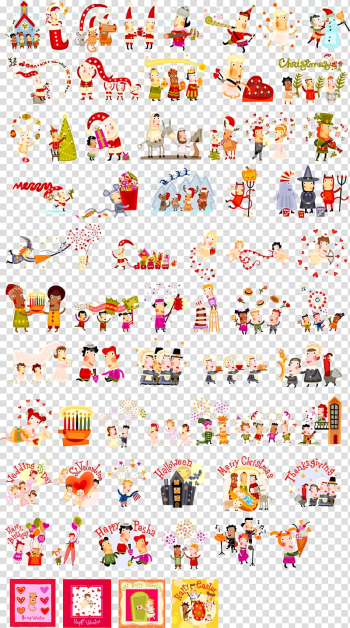 Festival Christmas Element, Christmas material transparent background PNG clipart png image transparent background