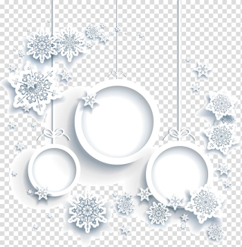 Christmas ornament Snowflake, Snowflake background snow transparent background PNG clipart png image transparent background