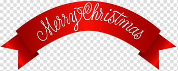 Christmas Banner , Merry Christmas Banner transparent background PNG clipart png image transparent background