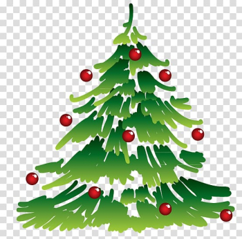 Christmas tree Euclidean Gift, Christmas tree transparent background PNG clipart png image transparent background