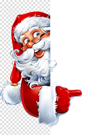 Santa Claus illustration, Santa Claus Mrs. Claus Christmas Letter from Santa, Santa Claus advertising transparent background PNG clipart png image transparent background