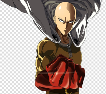 One Punch Man Saitama Anime , One Punch transparent background PNG clipart png image transparent background