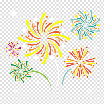 Fireworks Abstraction, Abstract fireworks transparent background PNG clipart png image transparent background