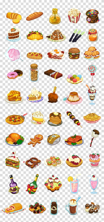 Food Dessert Drawing Ice Cream Cones, delicious food transparent background PNG clipart png image transparent background