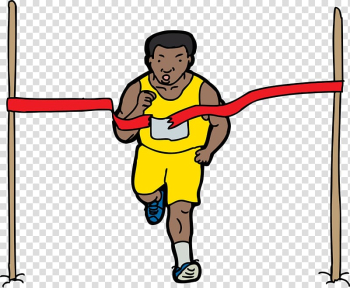 Finish Line, Inc. illustration , Player who arrives at the finish line transparent background PNG clipart png image transparent background