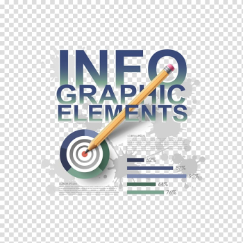 Pencil Drawing Infographic, watercolor and pen transparent background PNG clipart png image transparent background