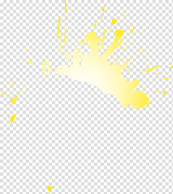 Yellow , Ink Paint, Colorful ink transparent background PNG clipart png image transparent background