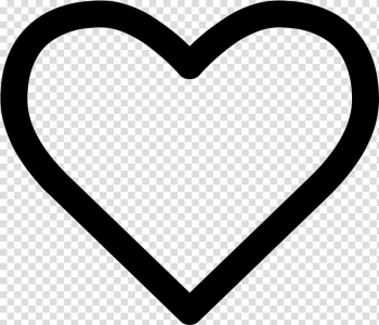 Heart Font Awesome Computer Icons Font, heart transparent background PNG clipart png image transparent background