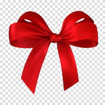 Bow and arrow Red Gift , Gift Bow transparent background PNG clipart png image transparent background