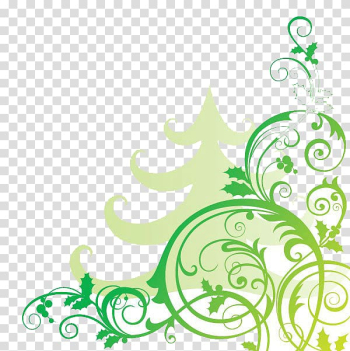 Flower Floral design, Christmas trees and lace transparent background PNG clipart png image transparent background