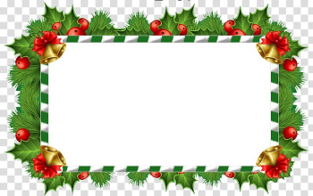 Christmas tree Text box, Text Box transparent background PNG clipart png image transparent background