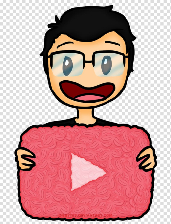 YouTube Play Button Drawing Cartoon, youtube transparent background PNG clipart png image transparent background