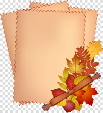 Paper Letter Sticker Autumn Papel de carta, autumn transparent background PNG clipart png image transparent background