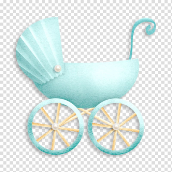Watercolor painting, baby stroller transparent background PNG clipart png image transparent background