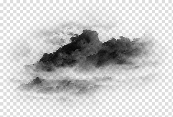 Brush Drawing Cloud, Storm clouds transparent background PNG clipart png image transparent background