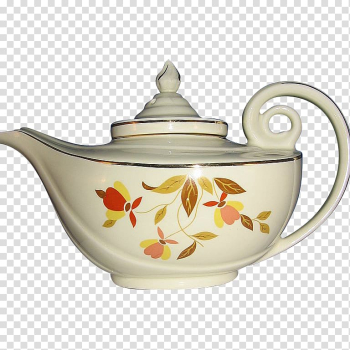 Teapot The Hall China Company Teacup Kettle, tea transparent background PNG clipart png image transparent background