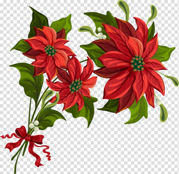 Poinsettia Christmas , Christmas transparent background PNG clipart png image transparent background