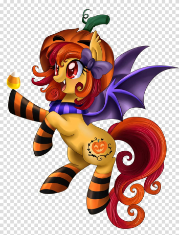 My Little Pony Derpy Hooves Horse Halloween, halloween bat transparent background PNG clipart png image transparent background