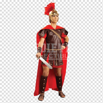 Ancient Rome Costume Roman army Soldier Toga, roman soldier transparent background PNG clipart png image transparent background