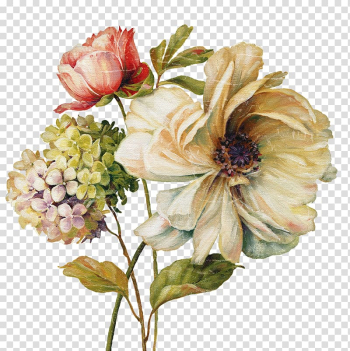 Painting Flower Art Printmaking Decoupage, audit transparent background PNG clipart png image transparent background