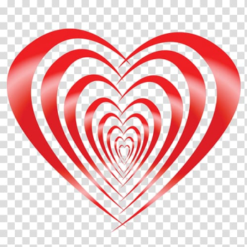 Heart Illustration, Heart-shaped transparent background PNG clipart png image transparent background