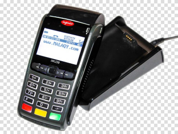Ingenico Point of sale Payment terminal Mobile Phones Personal identification number, pos terminal transparent background PNG clipart png image transparent background