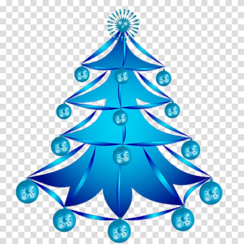 Christmas tree MTK Spruce Christmas Day, fundo de natal azul transparent background PNG clipart png image transparent background