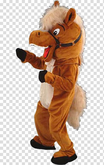 Horse Costume Mascot Stuffed Animals & Cuddly Toys Dress-up, horse transparent background PNG clipart png image transparent background