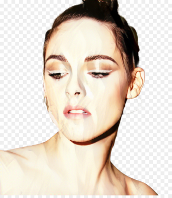 Eyebrow, Chin, Cheek, Face, Hair PNG png image transparent background