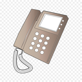Home Business Phones, Telephone, Handset, Corded Phone PNG png image transparent background