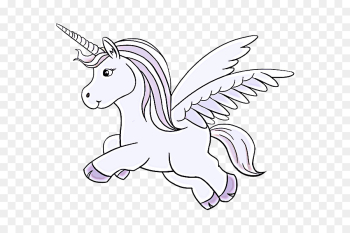 Unicorn png image transparent background