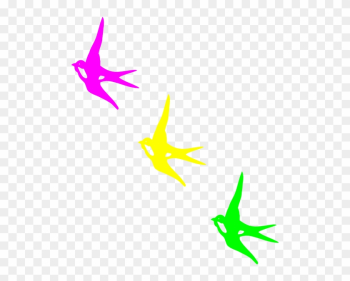 This Free Clip Arts Design Of Colored Clouds Swallow - This Free Clip Arts Design Of Colored Clouds Swallow png image transparent background