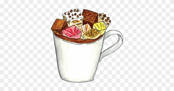 Marshmallow Clipart Hot Chocolate Marshmallow - Market District Supermarket png image transparent background