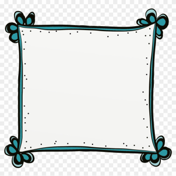 Cute Frames, Borders And Frames, Bullet Journal, Stationary, - Borders And Frames png image transparent background