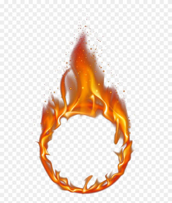 Red Ring Of Fire 1000*1000 Transprent Png Free Download - Ring Of Fire Transparent png image transparent background