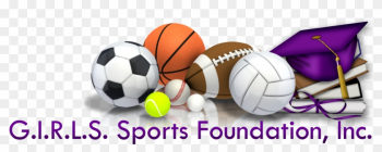 To Promote The Importance Of Academic Achievement, - Participation Of The Girls In Sports png image transparent background