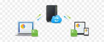 Knowledge Sharing Icon Download - Synology Nas Cloud png image transparent background