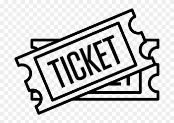 Ticket Drawing - Concert Tickets Drawing png image transparent background