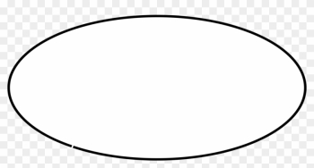 Circle White Point Angle International Federation Of - Hanna Barbera Logo Template png image transparent background