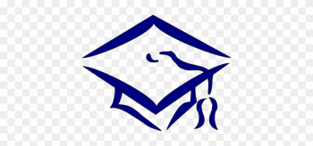 A Pair Of Rockford Register Star Reporters Recently - White Graduation Cap Blue Tassel png image transparent background
