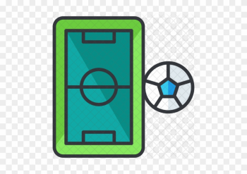 Soccer Field Icon - Fixie Wheels png image transparent background